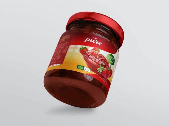 بسته بندی محصولات غذایی PURE