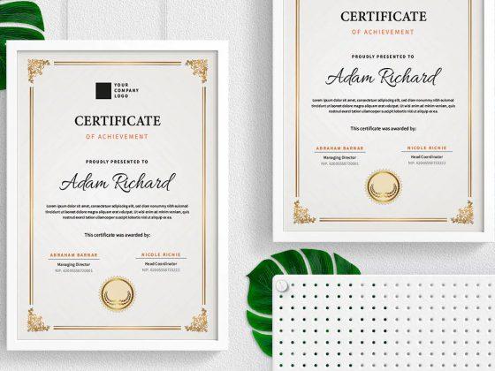 طرح گواهینامه آموزشی مدرک Adam